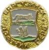 Баргузинск (древний герб (пуговицы))
