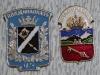 Владикавказ - комплект (2 шт) (клеймо - точка) (знаки клуба Родник)