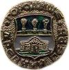 Городище (древний герб (пуговицы))