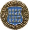 Медынь (древний герб (пуговицы))